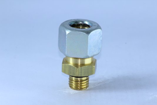 CONECTOR MACHO 12MM X M12