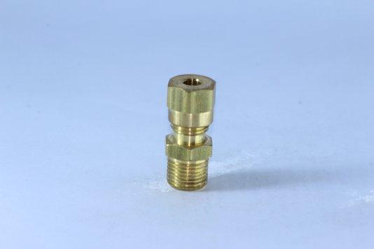 CONECTOR MACHO 4MM X 1/8''  NPT